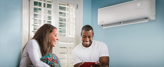 Ductless Comfort for Farmingdale